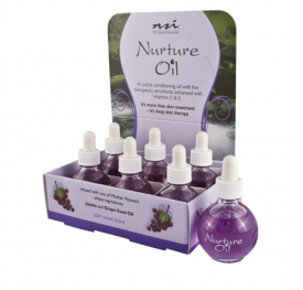 Nurture Oil 6 Pack Display