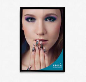 Nail Art Poster