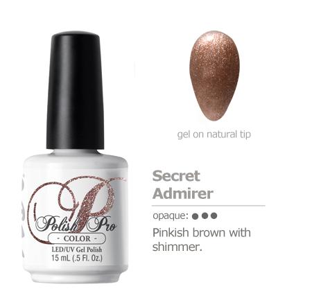 brown gel color