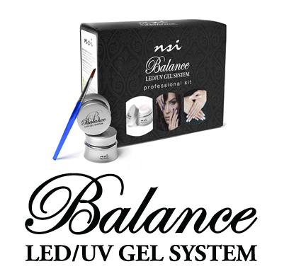 Balance LED/UV Gel System