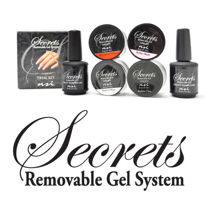 Secrets Removable Gel System