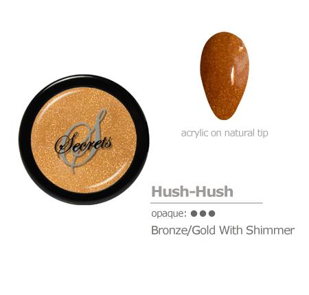 Bronze/Gold Acrylic color