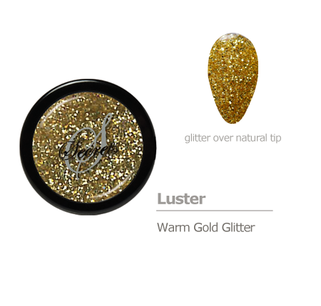 Gold Glitter color
