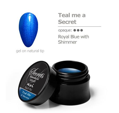 Blue Gel color