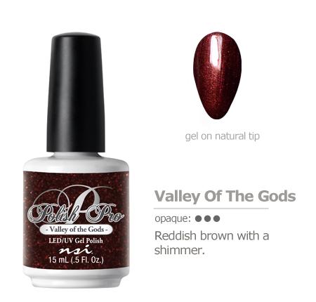 reddish brown gel color