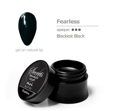Black gel color