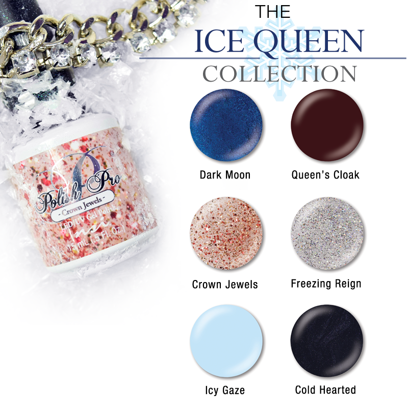 Ice Queen Gel Polish Collection