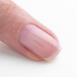 Natural Nail Overlay with gel