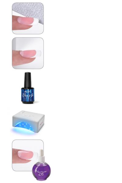 Applying Glaze N Go LED