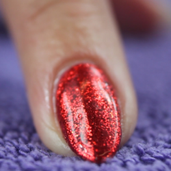 Glitter Party Nail