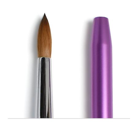 #14 acrylic nail brush