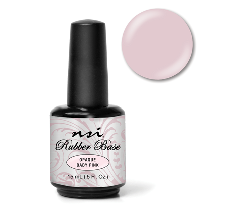 Rubber Base Opaque Baby Pink